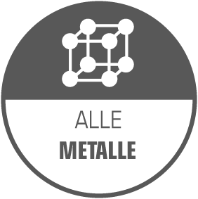 Alle Metalle