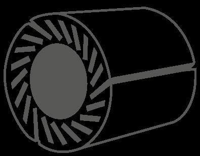 EcoSmartExpansionswalze