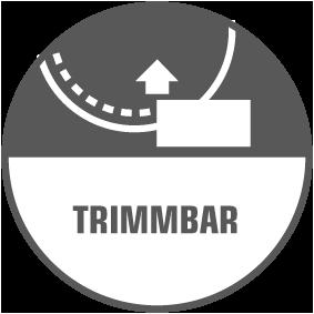 Trimmbar