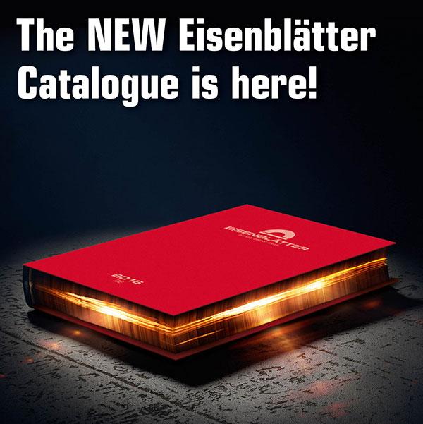 Catalogue announcement