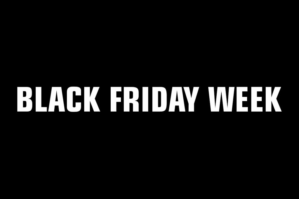Black Friday Week 2020 bei Eisenblätter