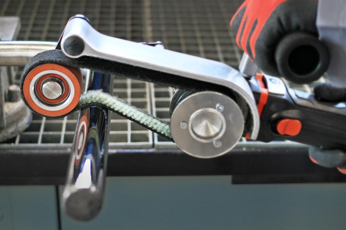 ROHR MAX® AKKU im Tool-Test der Eisenwarenzeitung